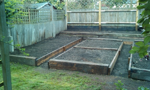 Soil bedding